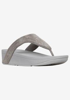 Lottie Shimmerish Sandal by FitFlop,