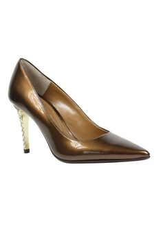 Maressa Pump by J. Renee®, BRONZE, hi-res