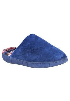Gretta Slippers by Muk Luks®, LIBERTY BLUE, hi-res