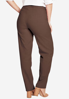 Bend Over® Pull-On Pant, CHESTNUT, hi-res