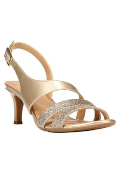 Taimi Heels by Naturalizer®, GOLD, hi-res