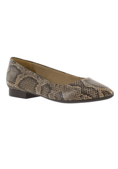 Vivien II Flat by Bella Vita®, NATURAL SNAKE, hi-res