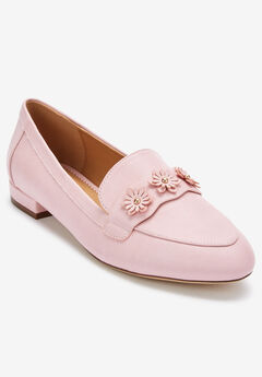 The Nellie Flat by Comfortview®, SILVER PINK