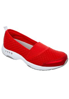 Easy Spirit Wide Width Red Shoes