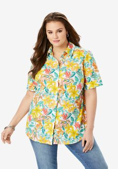 Kate Short-Sleeve Shirt,