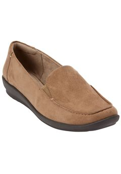Adrianne Flat by Easy Spirit®, TAUPE