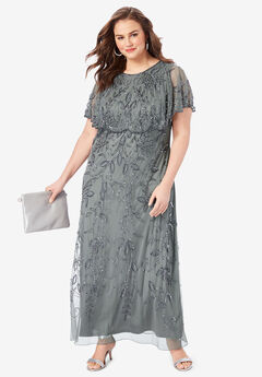 Plus Size Mother of the Bride & Groom Dresses | Roaman\'s