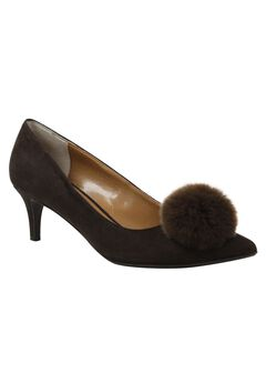 Elisabet Pumps by J.Renee®, CHOCOLATE, hi-res