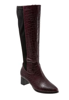 Kirby Wc Wide Calf Boot ,