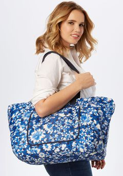 4-Piece Foldable Tote Bag Set,