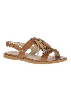 Chrissie Tassel Sandals by Hush Puppies®,