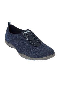 The Breathe-Easy Fortune Knit Sneaker by Skechers®,