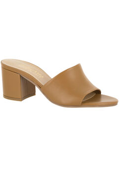 Mel-Italy Pumps by Bella Vita®, CAMEL LEATHER