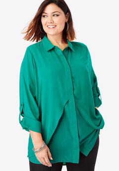 0cc6676d757e2 Plus Size Tunics for Women
