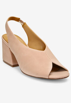 The Nessa Slingback by Comfortview®,