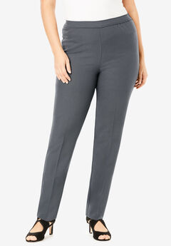 Bend Over® Classic Pant, DARK CHARCOAL