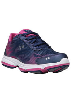 Devotion Plus 2 Sneakers by Ryka®, BLUE PINK, hi-res