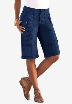 Cargo Shorts, NAVY