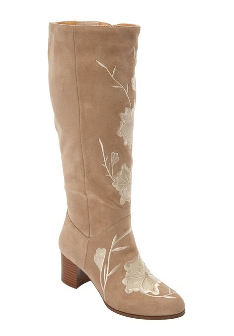 c6716c0f40a The Ayana Wide Calf Boot by Comfortview®