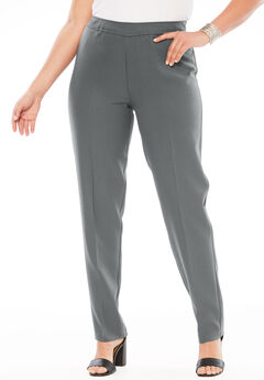Bend Over® Pull-On Pant, SLATE, hi-res