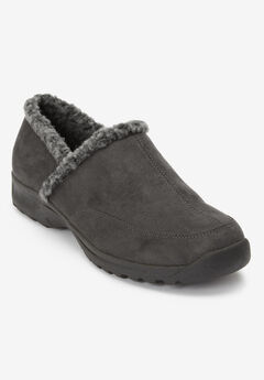 The Dandie Clog by Comfortview®, SLATE GREY