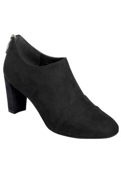 Tavern Booties by Aerosoles®, BLACK FABRIC, hi-res