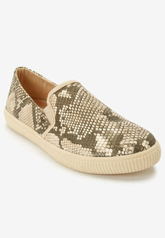 The Dagny Sneaker by Comfortview®, NATURAL MULTI