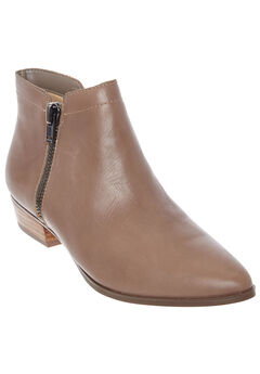 Blair Booties by Naturalizer®, DARK TAUPE