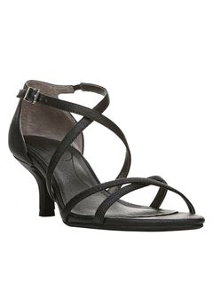 Flaunt Sandals by LifeStride®, BLACK