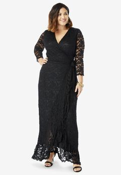 6403a4b83ef2 Plus Size Formal & Special Occasion Dresses for Women | Roaman's