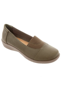 Starr Flat by Comfortview®, DARK OLIVE, hi-res