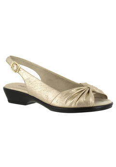 Fantasia Sandals by Easy Street®, SOFT GOLD