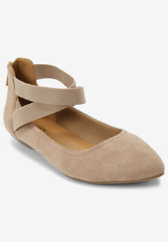 The Elise Flat by Comfortview®,