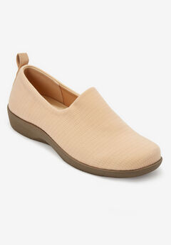 The Norah Flat by Comfortview®, TAUPE