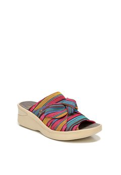 Smile Sandals by BZEES,