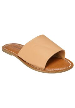 Maci Sandals by Comfortview®, CAMEL, hi-res