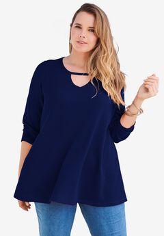 Keyhole Thermal Top,