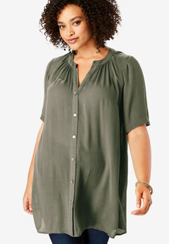 Women s Plus Size Tops and Blouses  470cdacaf