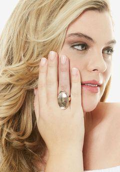 Rose Gold Ring, GOLD, hi-res