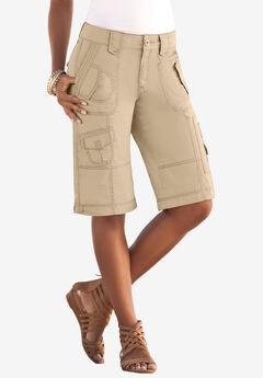 Cargo Shorts, SANDY BEIGE