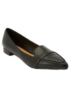 The Jolie Flat by Comfortview®, BLACK