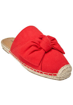 Adri Mules by Comfortview®, HOT RED