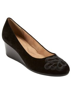 Larcie Pump by Easy Spirit®, BLACK