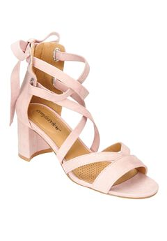 Rosana Sandals by Comfortview®, ROSE MIST