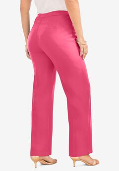 Wide-Leg Bend Over® Pant, PINK BURST