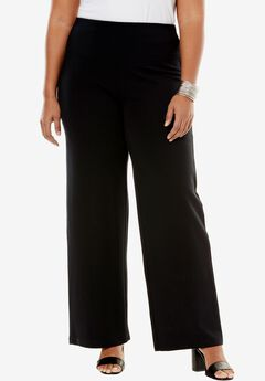Take Control Wide Leg Pant, BLACK, hi-res