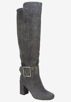ba08862f744d The Carmine Wide Calf Boot by Comfortview®