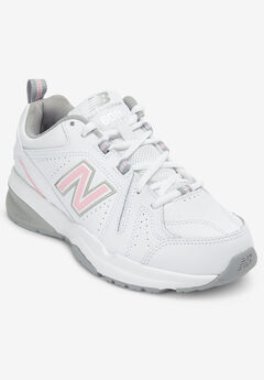 The WX608 Sneaker by New Balance®, WHITE PINK
