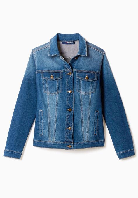 d7e5fc464f7 Essential Denim Jacket