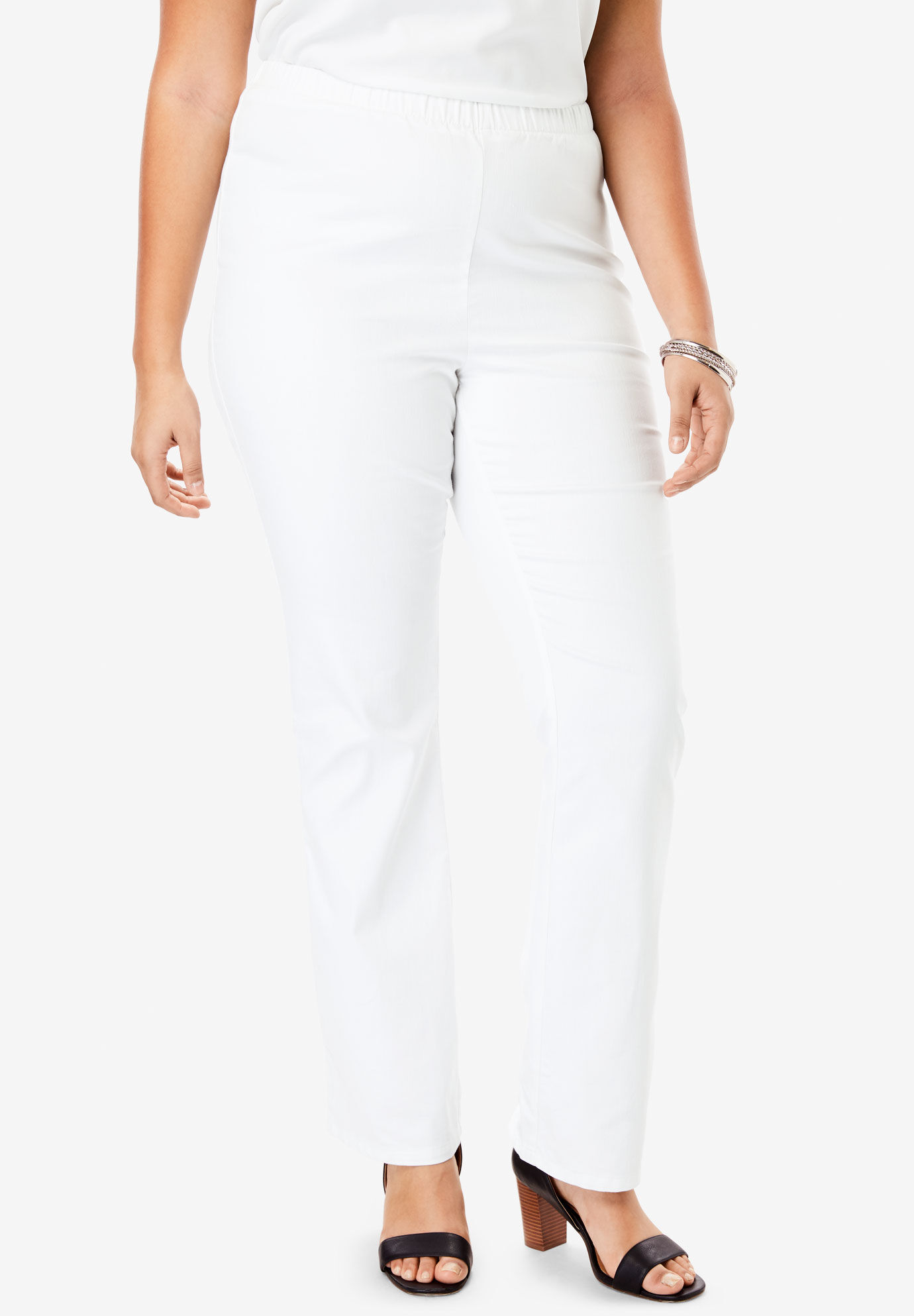 New Womens Plus Size Trousers Ladies Chains Paisley Tassels Print Pants Bottoms